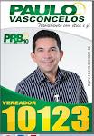 Clique No Vereador Paulo Vasconcelos