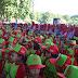 1000 Anak di Gresik, Meriahkan Hari Anak Nasional