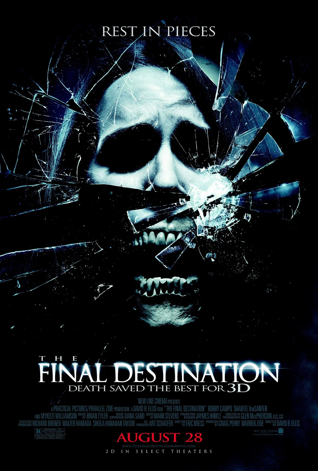 Watch The Final Destination Movie Online Free 2009