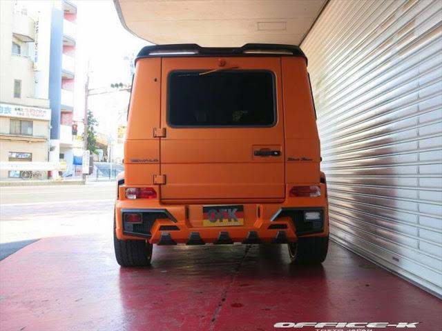 gelandewagen wald