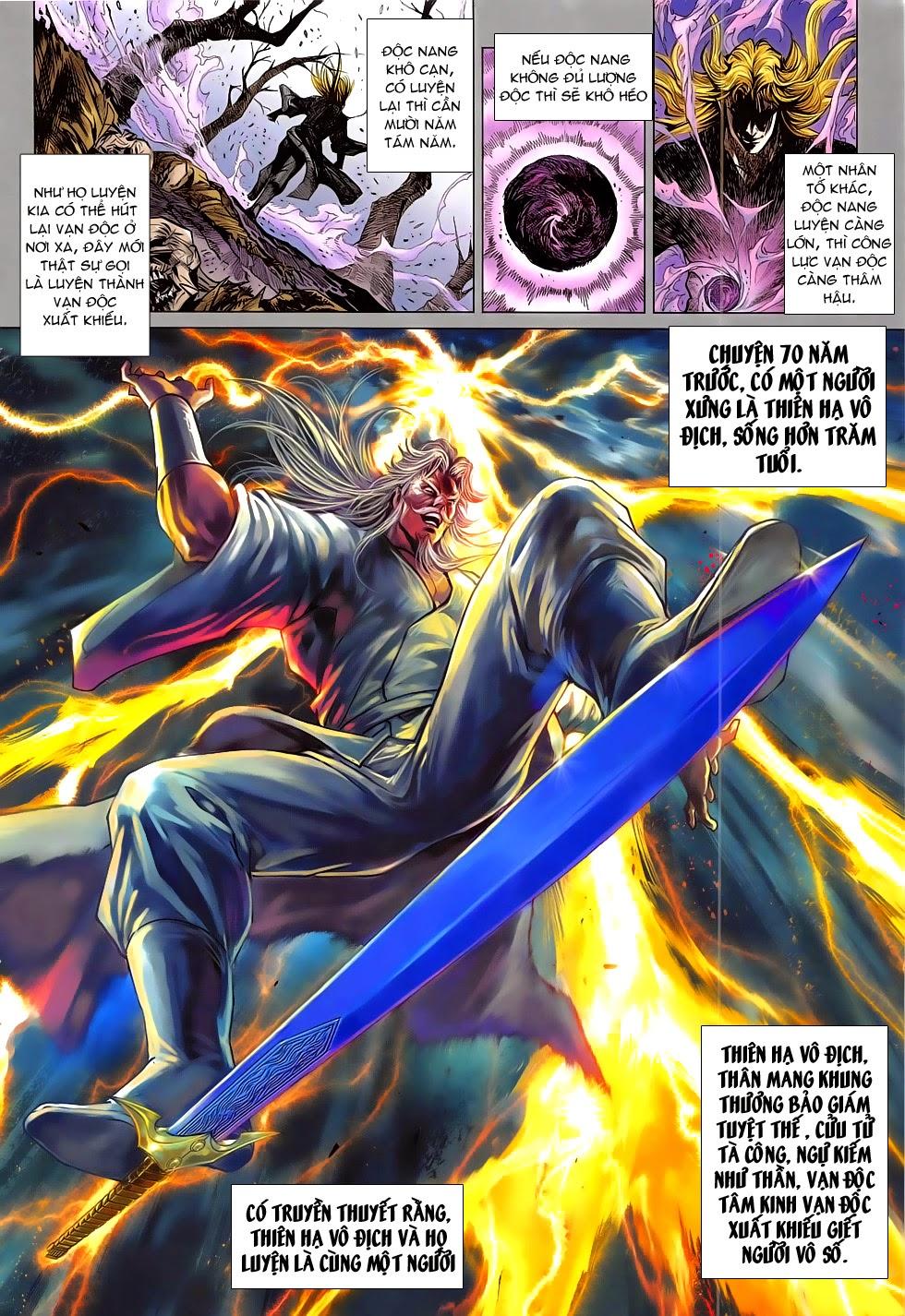 Tân Tác Long Hổ Môn chap 783 Trang 6 - Mangak.info