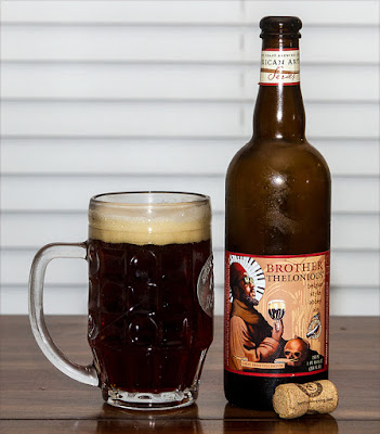 Brother Thelonius Belgian style abbey ale