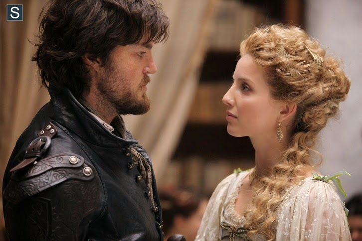 The Musketeers - Episode 1.07 - A Rebellious Woman - Preview & Teasers