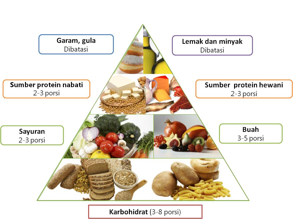 Sarigurih Com Jenis Makanan Sehat Kaya Nutrisi