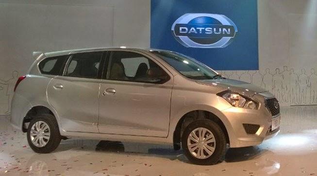 Datsun Go+ Panca 2014 Resmi Meluncur, Harga Mulai Rp 85 ...