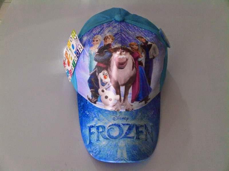 Gambar topi disney frozen