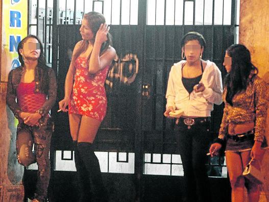 prostitucion en lima peru India