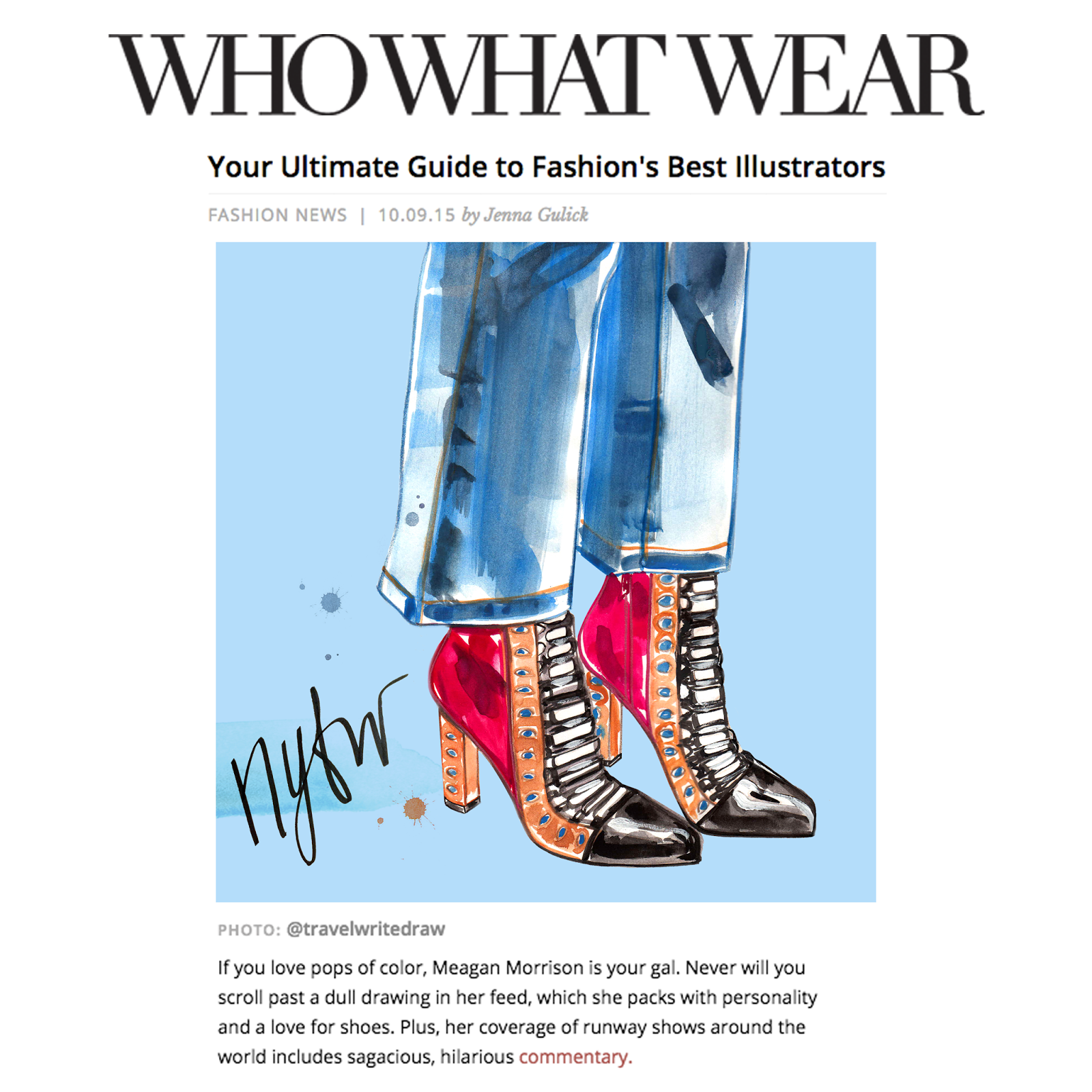 Your Ultimate Guide to Fashions Best Illustrators