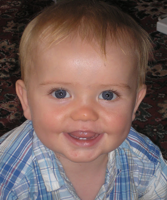 2 teeth baby
