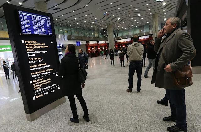 Jato de passageiros russo cai no Egito, com 224 a bordo