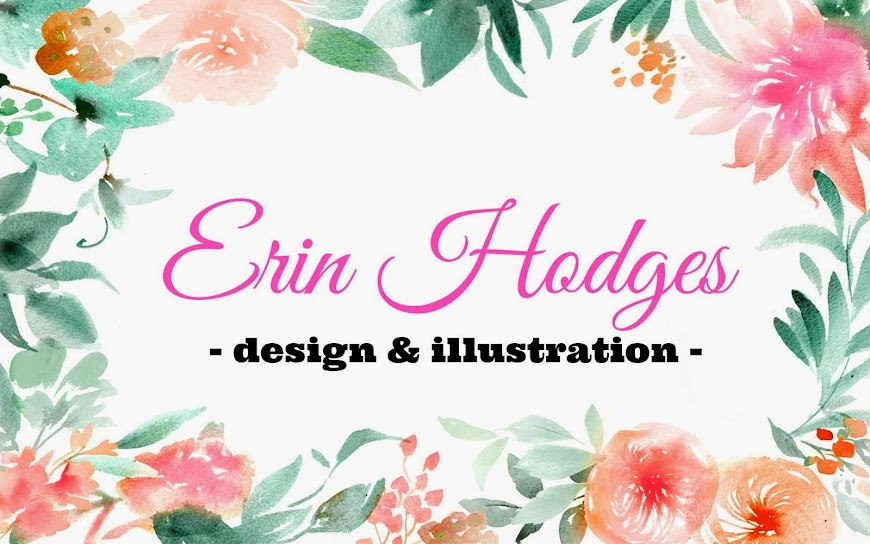 Erin Hodges design & illustration