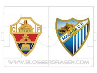 Prediksi Pertandingan Elche vs Malaga