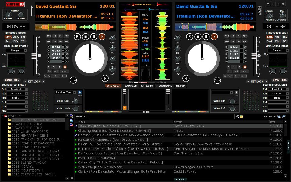 Virtual dj serato skin download free