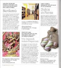 Piacere Magazine, Febbraio 2012