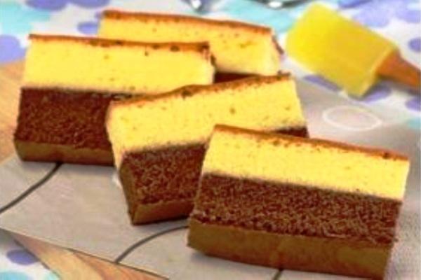 Kue Lapis Mandarin. i-Kuliner