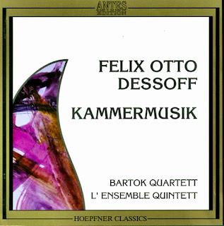 Felix Otto Dessoff: Kammermusik
