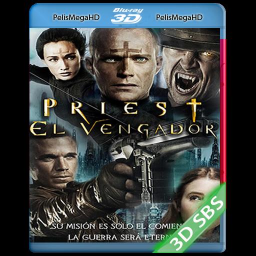 El Sicario de Dios (2011) 3D SBS 1080P HD MKV ESPAÑOL LATINO