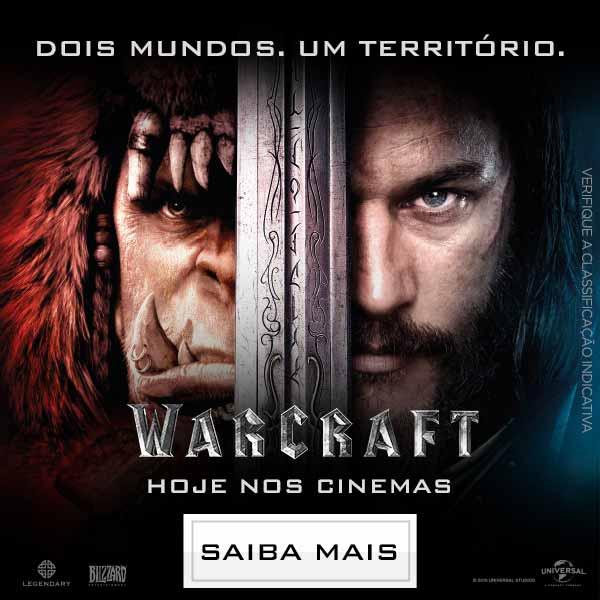 Warcraft: O Primeiro Encontro Entre Dois Mundos