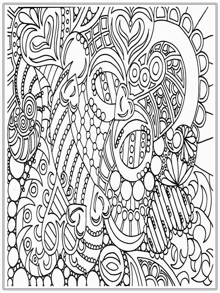 coloring page for adult - heart pictures to color for adult realistic coloring pages