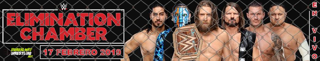 WWE Elimination Chamber 2019 En Vivo Y En Español | Noticias WWE, Impact, ROH, NJPW, MMA, Futbol |