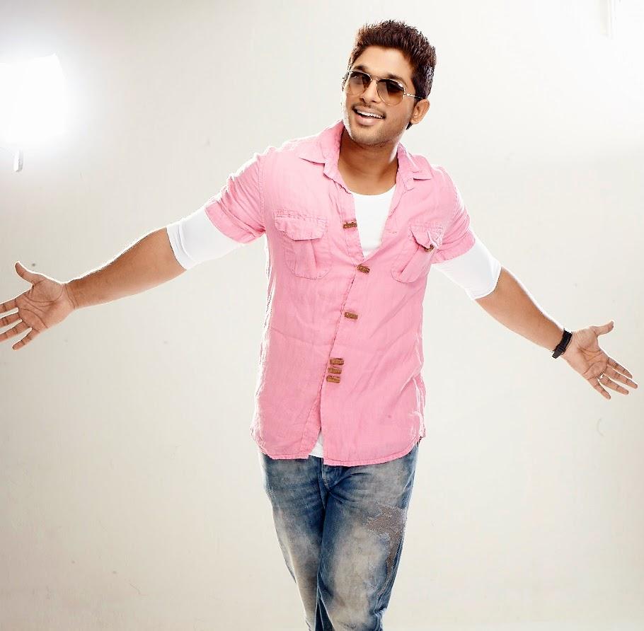 Allu Arjun Stylish Pics - Wallpapers HD Cute