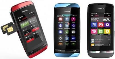 Nokia lança três modelos de smartphones