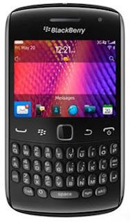 Harga BlackBerry Apollo 9360 Terbaru