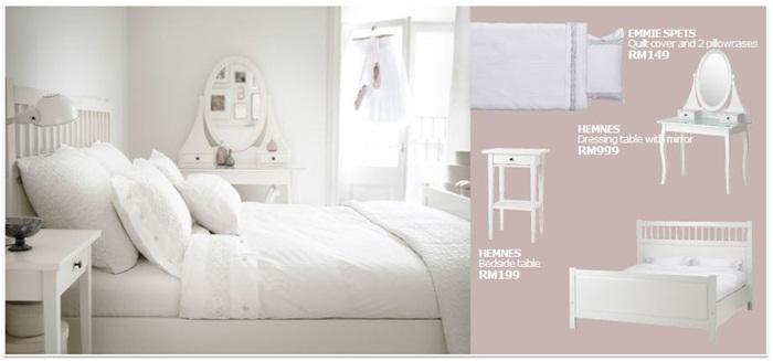 Dreamy Bedroom Sabrina Tajudin Malaysia Beauty