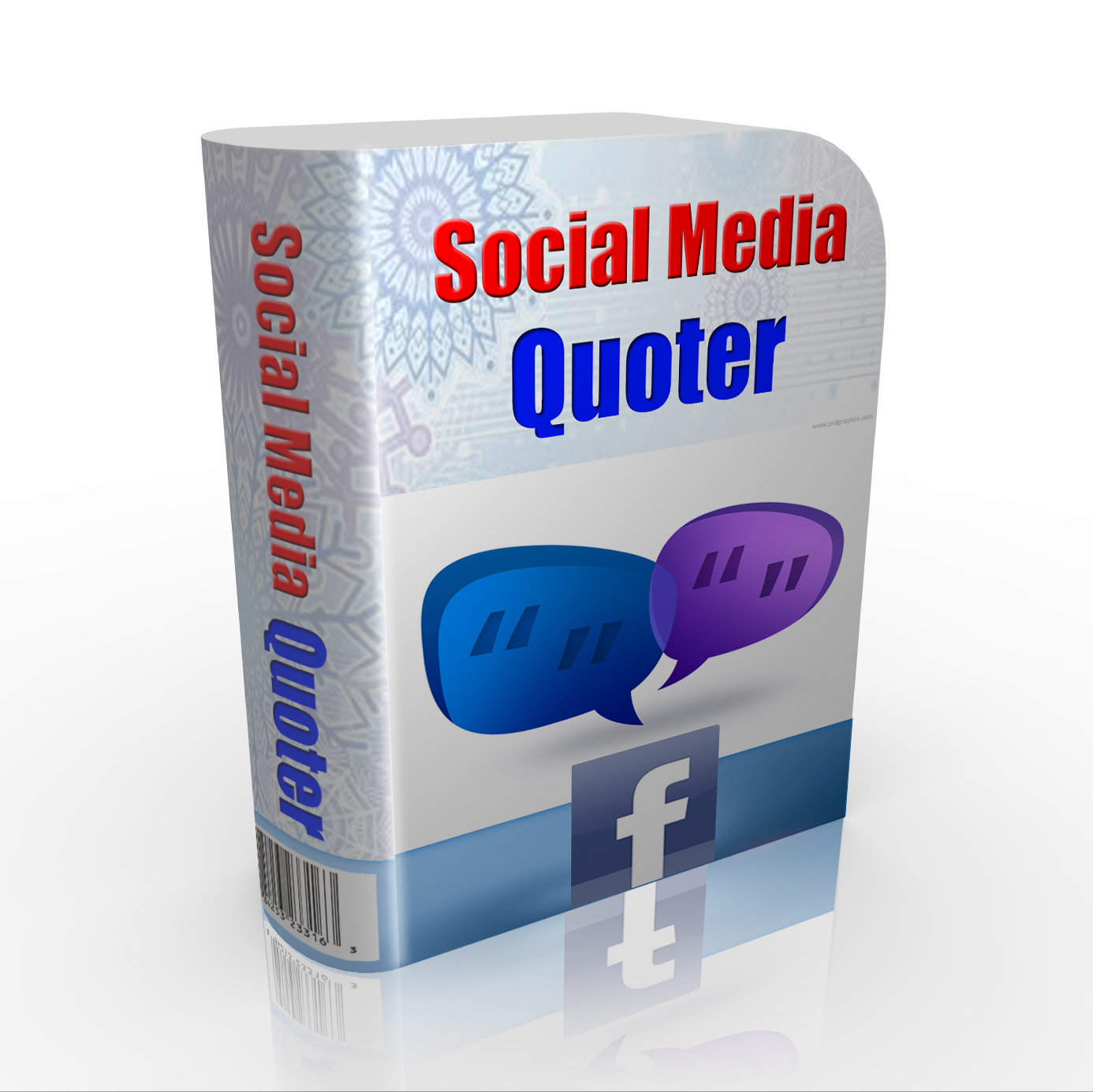 Social Media Quoter