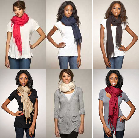 Beautifully Fierce How To Wear A Scarf Cute Ways To Wear Scarves In Your Hair