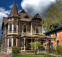 Victorian Style House Colors