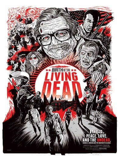 Ver Year of the Living Dead (Birth of the Living Dead) (2012) Online