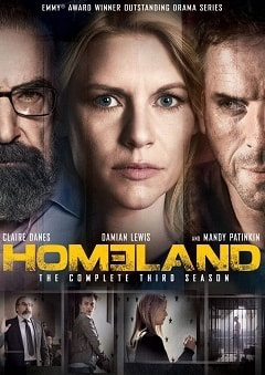 Homeland - 3ª Temporada Séries Torrent Download completo