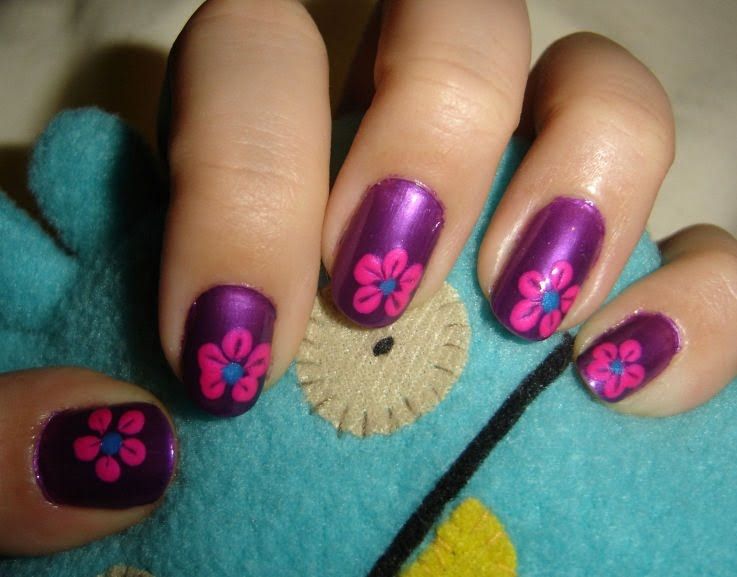 super simple spring nail art ideas fashion and cosmetics