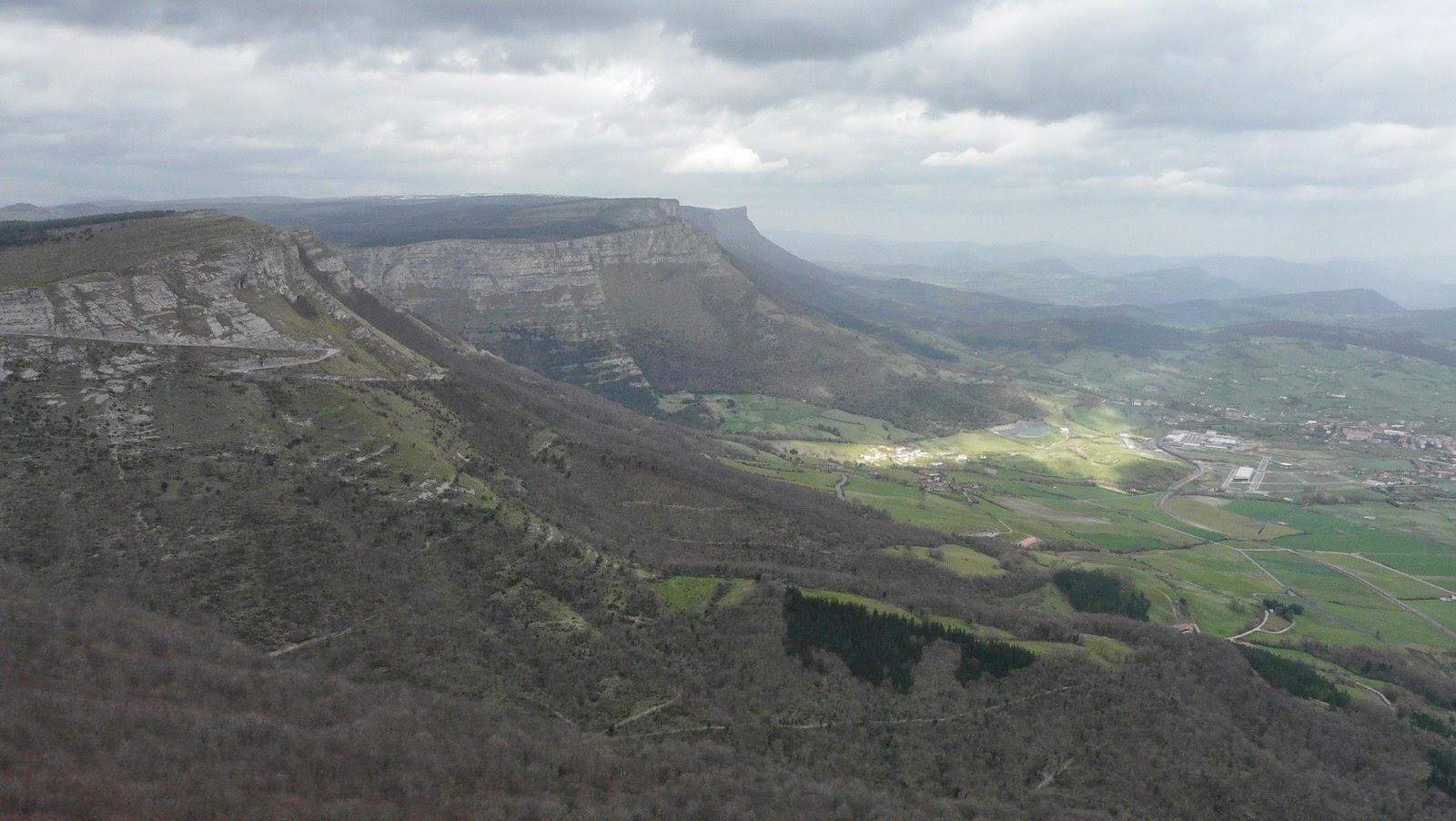 Cima monte Santiago