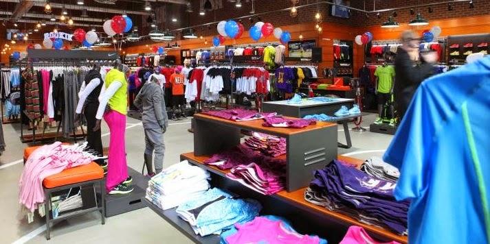 Loja Nike | Roupas de ginastica e academia
