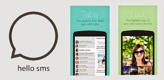 Aplikasi Android Terbaik Untuk Sms