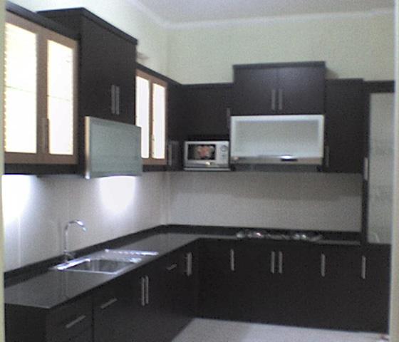 Desain Dapur Untuk Rumah Minimalis