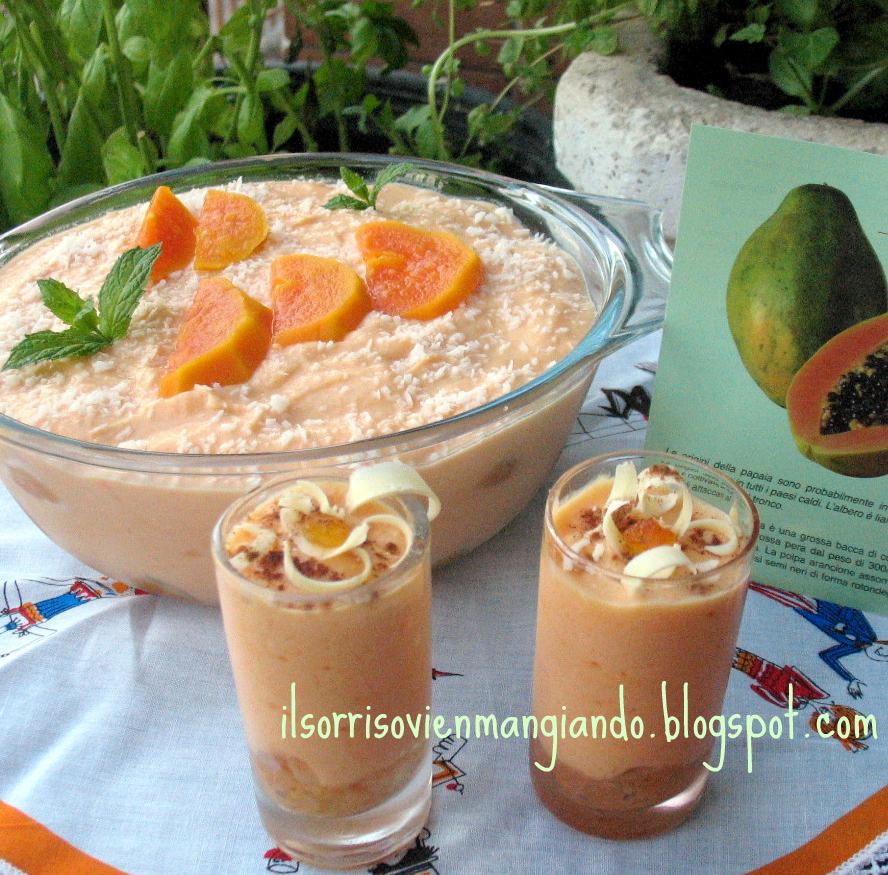Ricette dolci con papaya