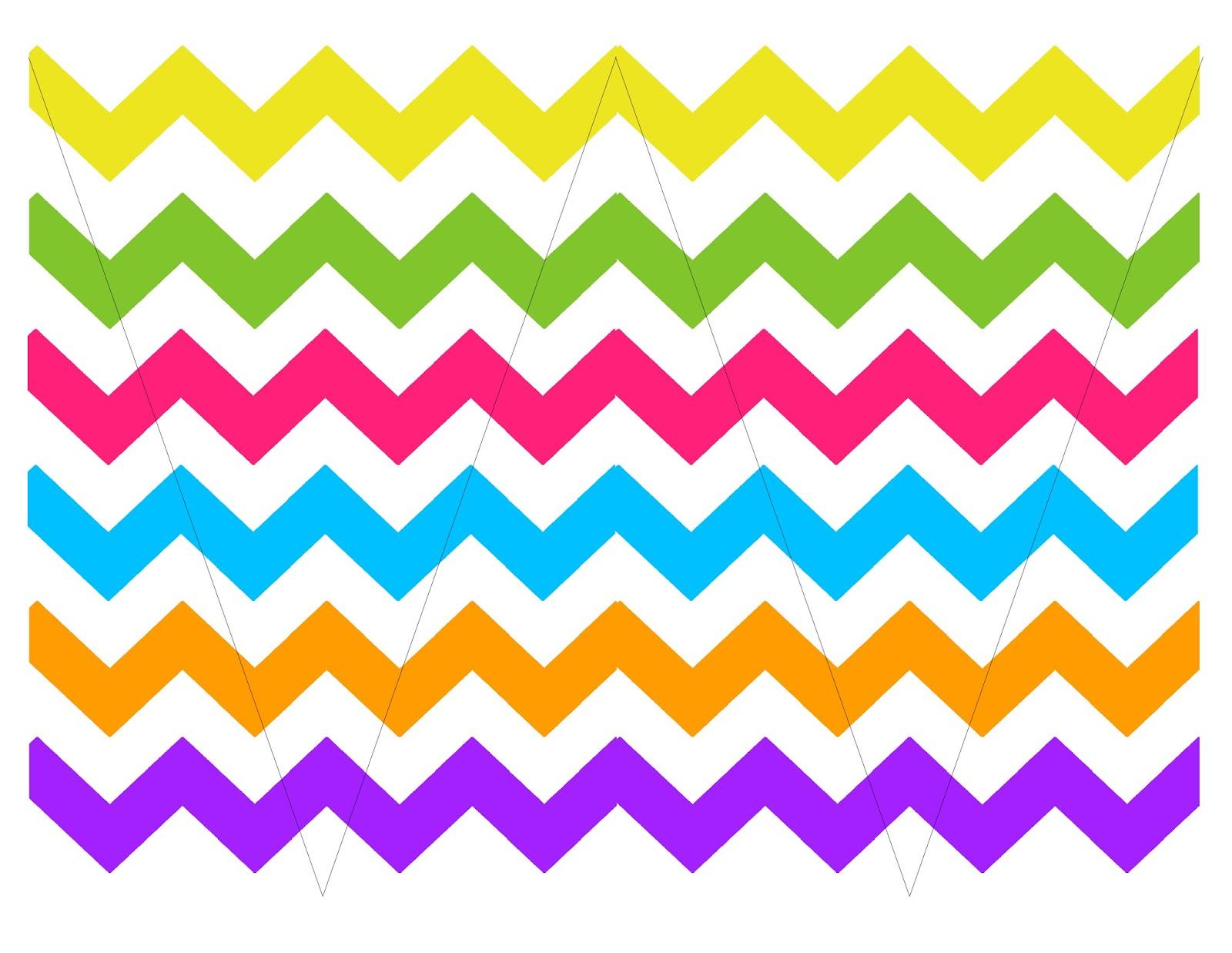 chevron pattern template printable - HD1600×1237