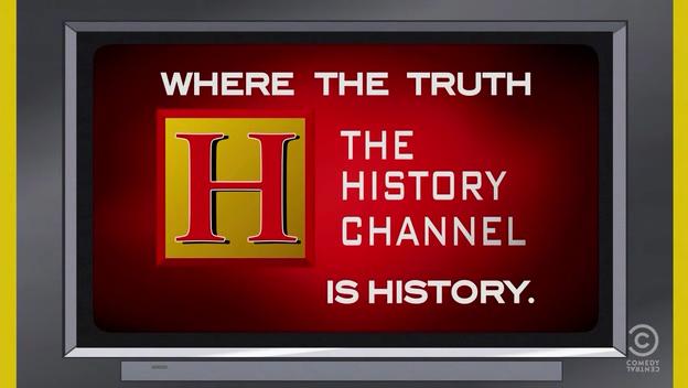 south park history channel