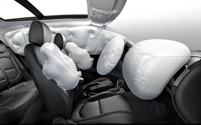 Hyundai HB20 SUV - ix25 - interior