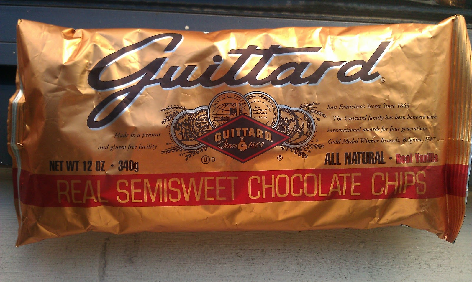 Please Don't Pass The Nuts™: Guittard Chocolate, Allergen-Friendly