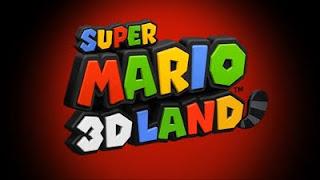 mario 3d land logo