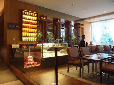 amara singapore tea room