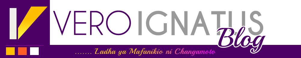 VERO IGNATUS BLOG | TAARIFA MAAKINI PATA UPDATES KWA WAKATI