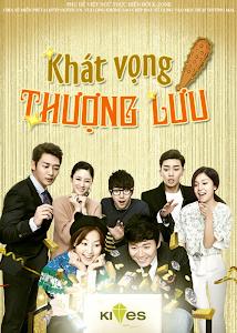 poster phim Khát Vọng Giàu Sang