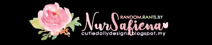 Cutie Daily Designs