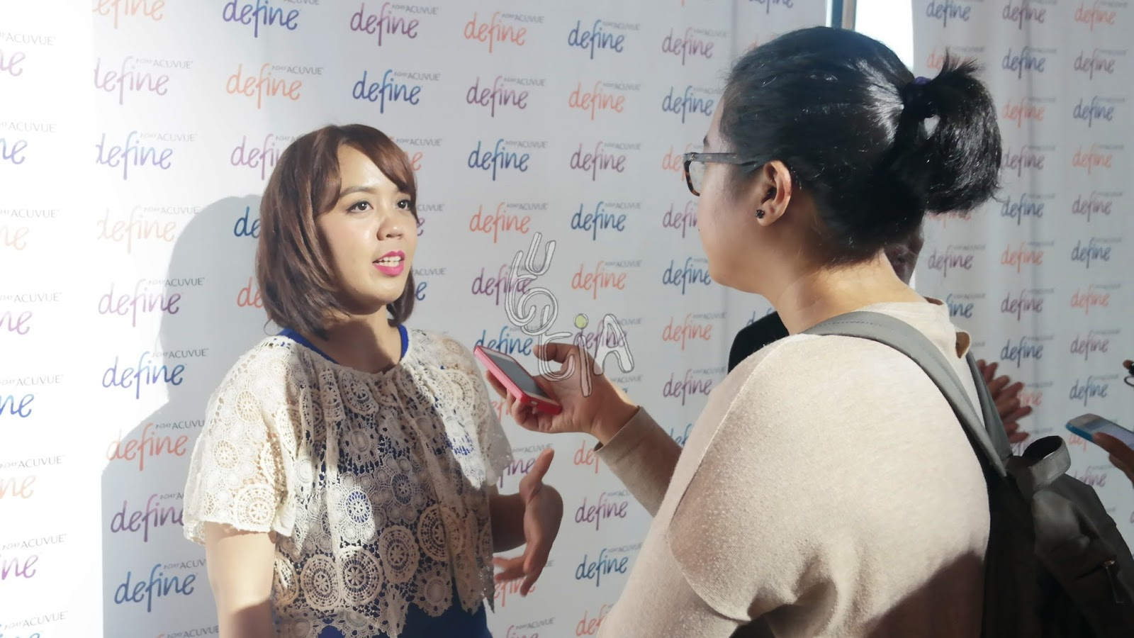 day acuvue reg define media launch beauty blog there are a large selection of other beauty contact lenses at the market making consumers feel confused to choose the appropriate color they wear