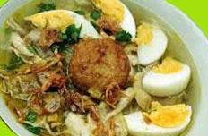 Resep praktis (mudah) soto ayam khas semarang spesial (istimewa) enak, gurih, lezat